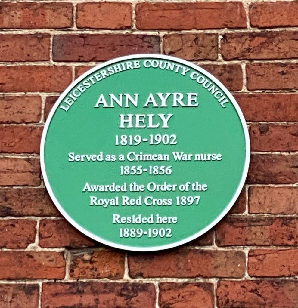 Ann Ayre Hely